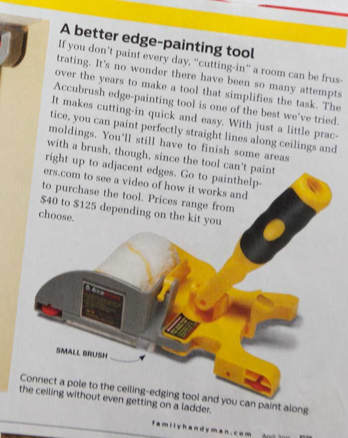 Accubrush Reviews Best Edge Painting Tool Accubrush