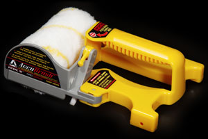 How To Use Accubrush Paint Edger